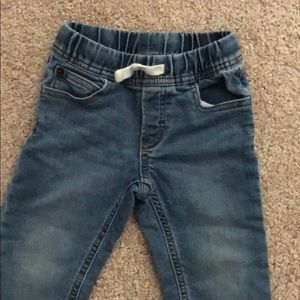 Other - Toddler Gap slim fit jean with drawstrings